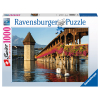 Puzzle Luzern Kapellbrücke
