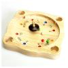 Roulette-Spiel mit Kreisel