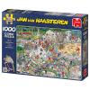 Puzzle Im Zoo, 1000 Teile