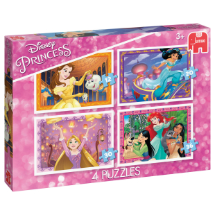 Puzzle Princess 4 in 1