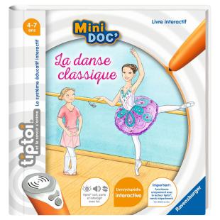 Tiptoi La danse classique, f