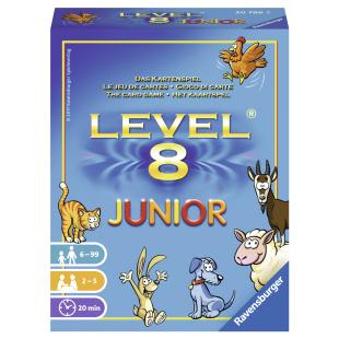 Level 8 Junior, d/f/i