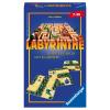 Labyrinthe jeu des cartes, f