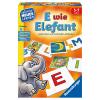 E wie Elefant, d