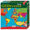 GeoPuzzle Welt, d