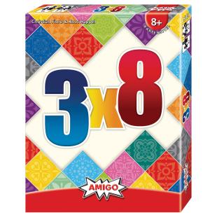 3x8 Kartenspiel, d