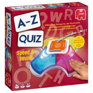 A-Z Quiz Speed & Sound, d