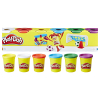 Play-Doh Knete 4+2 Pack