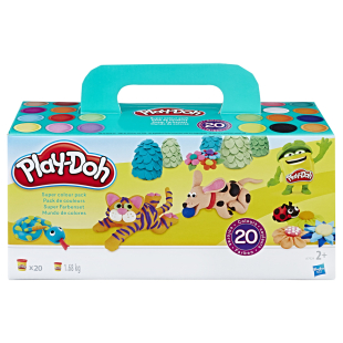 Play-Doh Super-Set 20-teilig