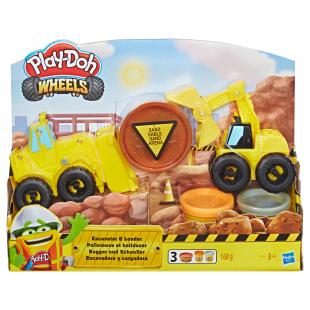 Play-Doh Schaufelbagger