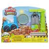 Play-Doh Kran u.Gabelstapler
