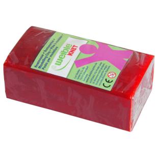 Blockknete 250 g, rot