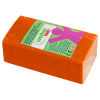 Blockknete 250 g, orange