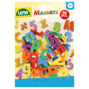 Magnetbuchstaben Klein