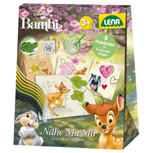 Basteln Nähe mit mir Bambi