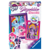 Glitzerbilder My little Pony