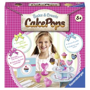 Bake & Create Cake Pops