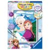 Malset Elsa und Anna