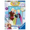 Malset Elsa, Anna & Kristoff