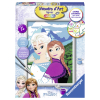Elsa et Anna, f