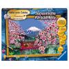 Malset Kirschblüte Japan