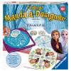 Mandala Designer Midi Frozen