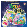 Mixxy Colors Bunte Ponys