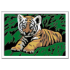 Malset Adorable tigre, f
