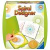 Spiral Designer grün, d/f/i