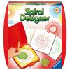 Spiral Designer rot, d/f/i