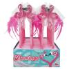Bleistift Flamingo