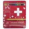 Farbstifte Swisscolor 18-er