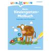 Kindergarten Malbuch