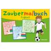 Zaubermalbuch Fussball