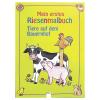 Riesenmalbuch Bauernhof