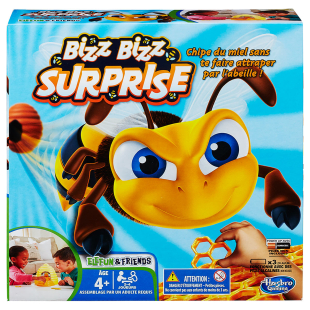 Bizz Bizz Surprise, f