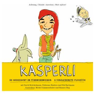 CD Kasperli, De Seegeischt
