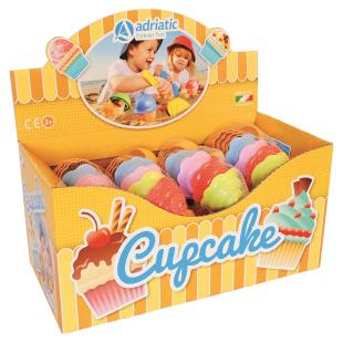 Cupcakes im Display