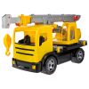 Kranwagen gelb
