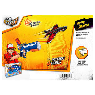 Air Raiders Xtream Shooter
