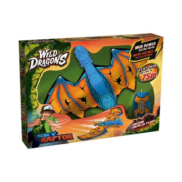 Sky Raptor Wild Dragons