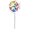 Windrad Mini Duett Rainbow