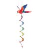 Windspirale Parrot 3D Twist