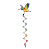 Windspirale Hummingbird 3D