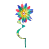 Windspirale Swinging Flower
