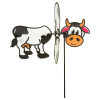 Windspiel Spin Critter Cow