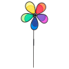 Windrad Flower Fly Rainbow
