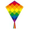 Drachen Ecoline Eddy Rainbow