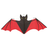 Drachen Bat Red