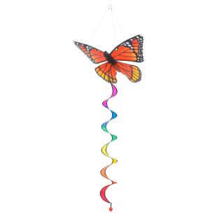 Windspiel Butterfly Twist 3D